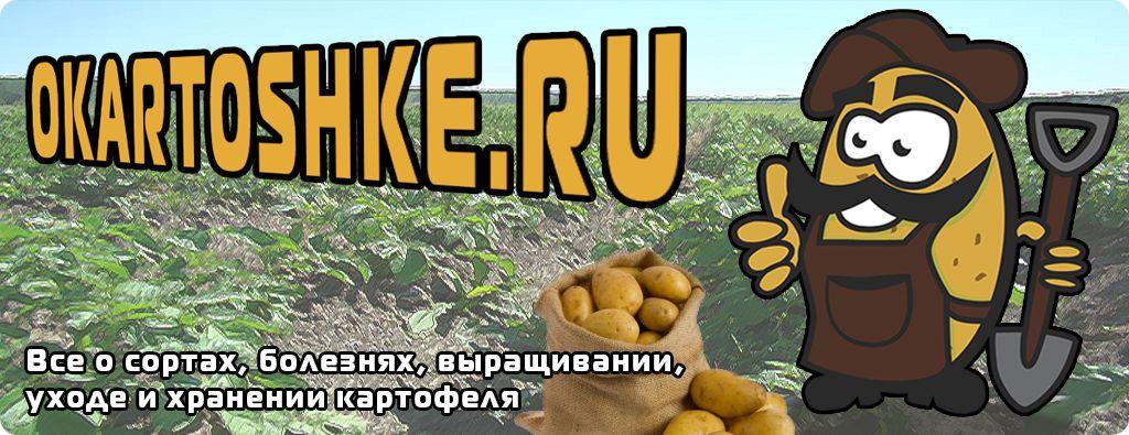 Сайт о картофеле
