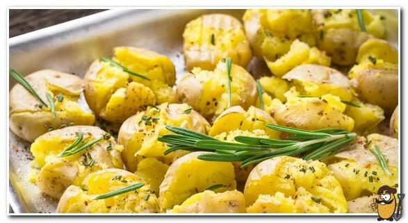 идеальный картофель от джейми оливера