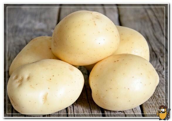 картофель лаперла клубни