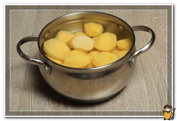 Сколько можно хранить готовый картофель