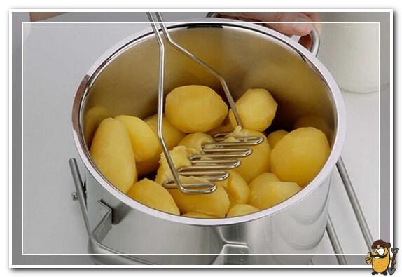 посуда для картофеля