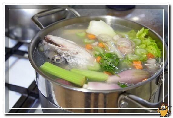 суп с головизной